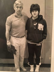 Ogasawara and veteran Pascack Hills wrestling coach Bucky Rehain. Ogasawara thought so much of Rehain she invited him to watch her compete at the Atlanta Olympics in 1996. He did.