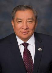 New Mexico State Sen. Benny Shendo (D-22)