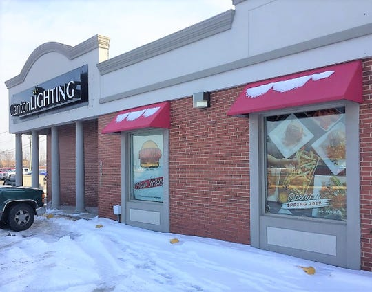 Famous Hamburger will soon be opening its second Canton location at the former site of Canton Lighting on Ford Road.