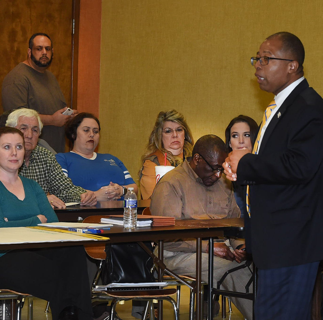 Six aging elementary schools, no clear answers