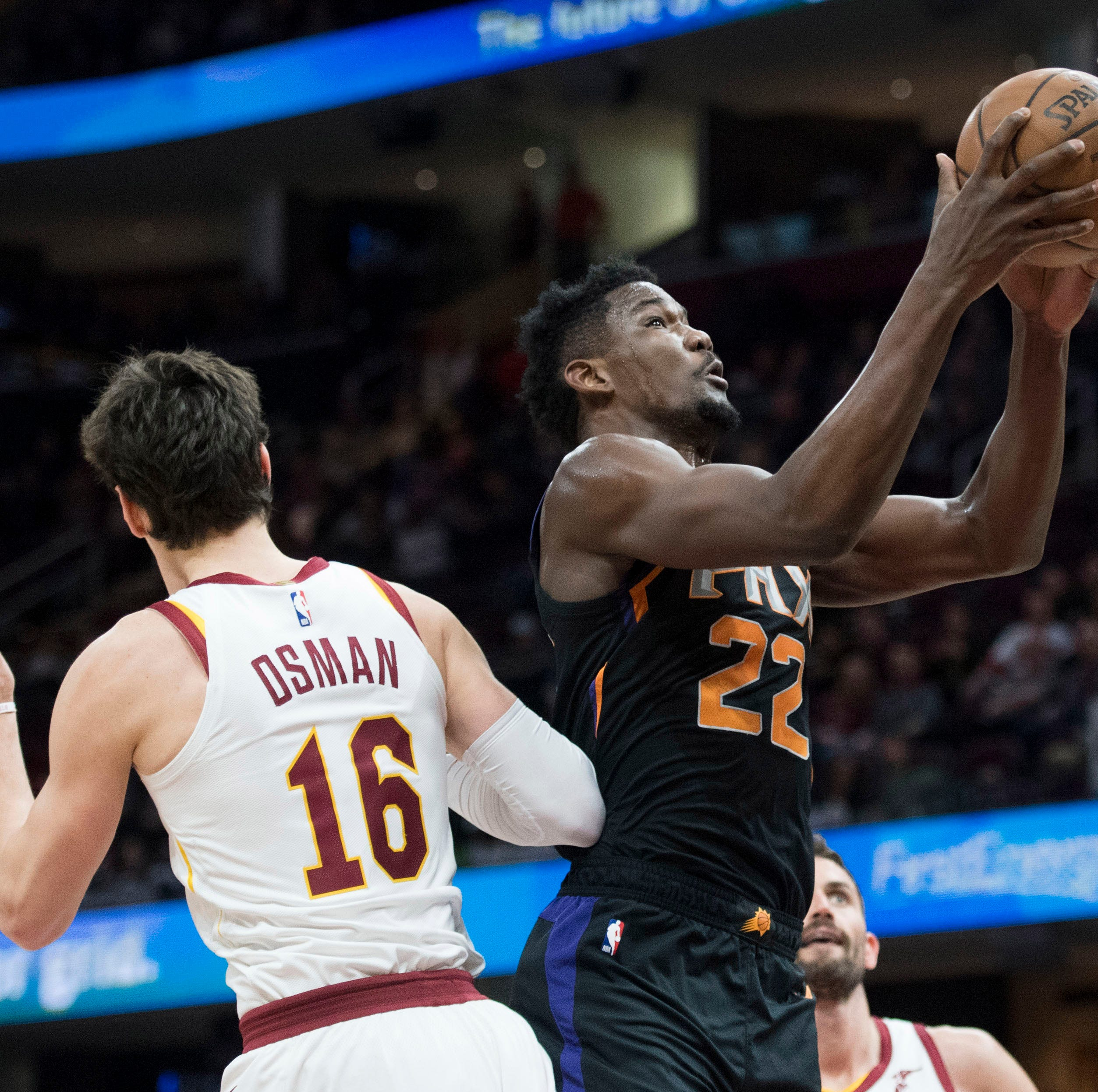 Deandre Ayton ready to 'take over' after record 16th straight loss by Phoenix Suns