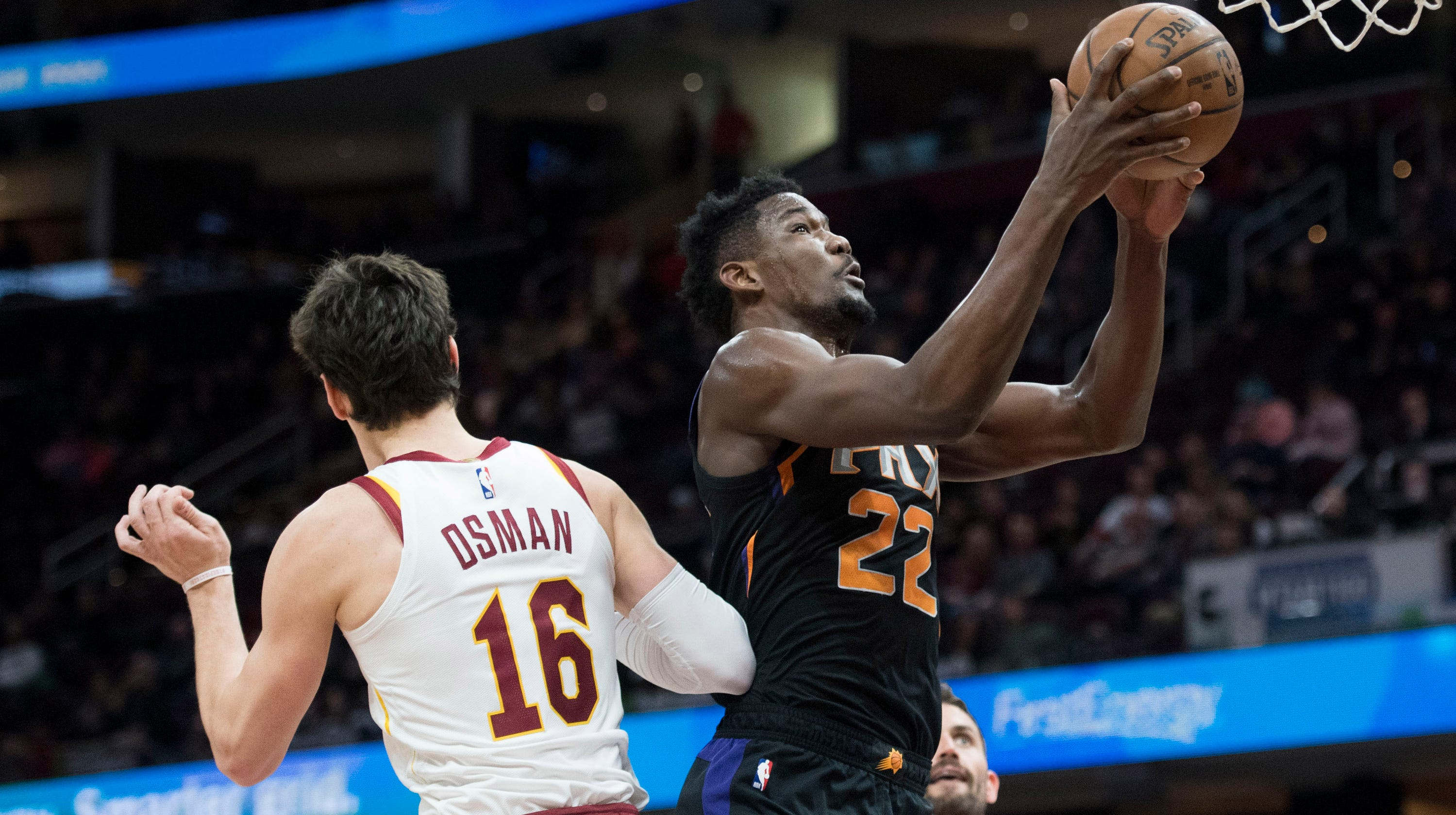 size 40 7b675 880aa Deandre Ayton ready to  take over  after record 16th loss for Suns