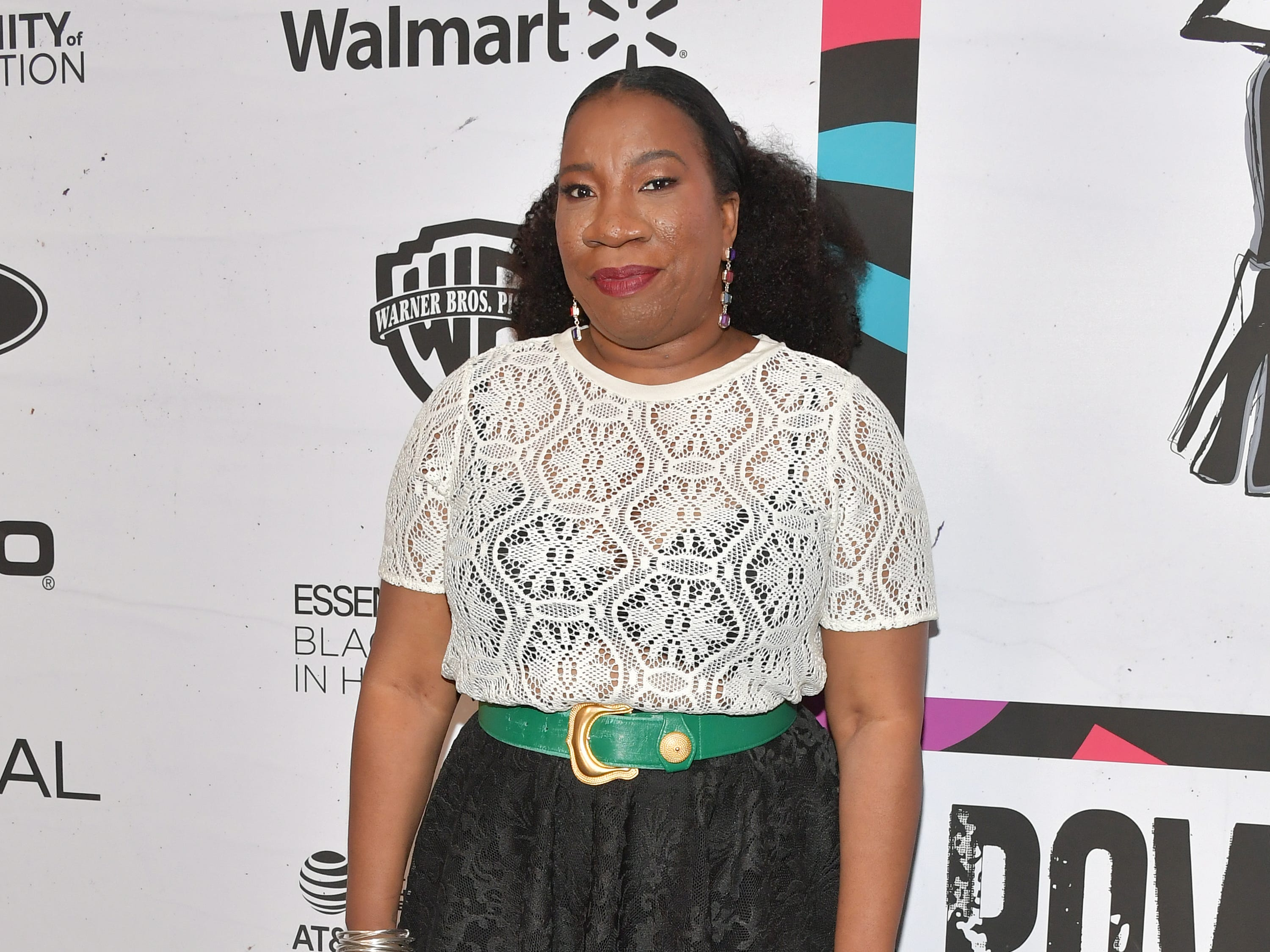 BEVERLY HILLS, CALIFORNIA - FEBRUARY 21: Tarana Burke attends 2019 Essence Black Women In Hollywood Awards at the Beverly Wilshire Four Seasons Hotel on February 21, 2019 in Beverly Hills, California. (Photo by Amy Sussman/Getty Images) ORG XMIT: 775282713 ORIG FILE ID: 1131256979