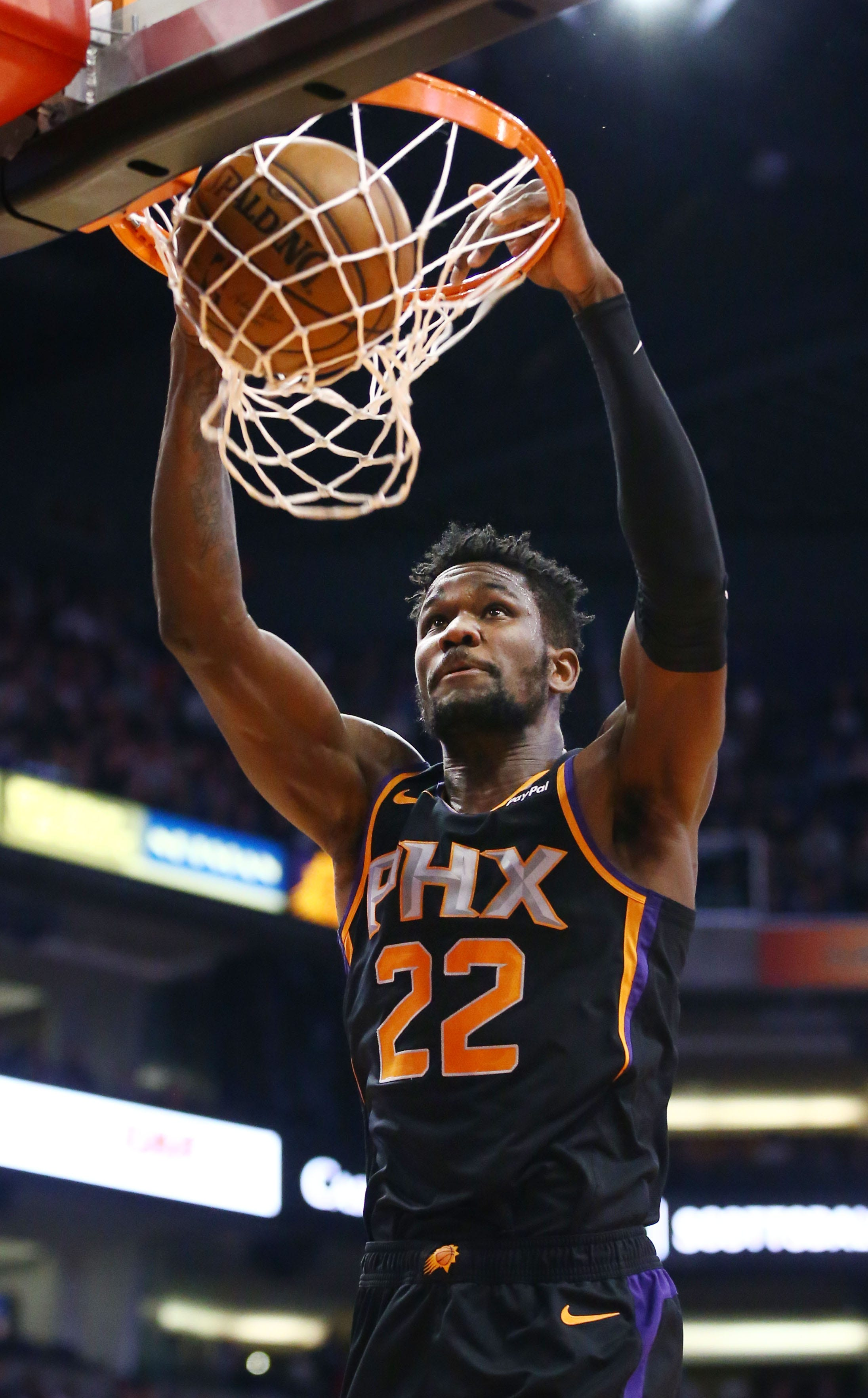 33a90e69a43432 ... Pierce compares Phoenix Suns rookie Deandre Ayton to NBA legend David  Robinson Azcentral - 18 24 PM ET March 05