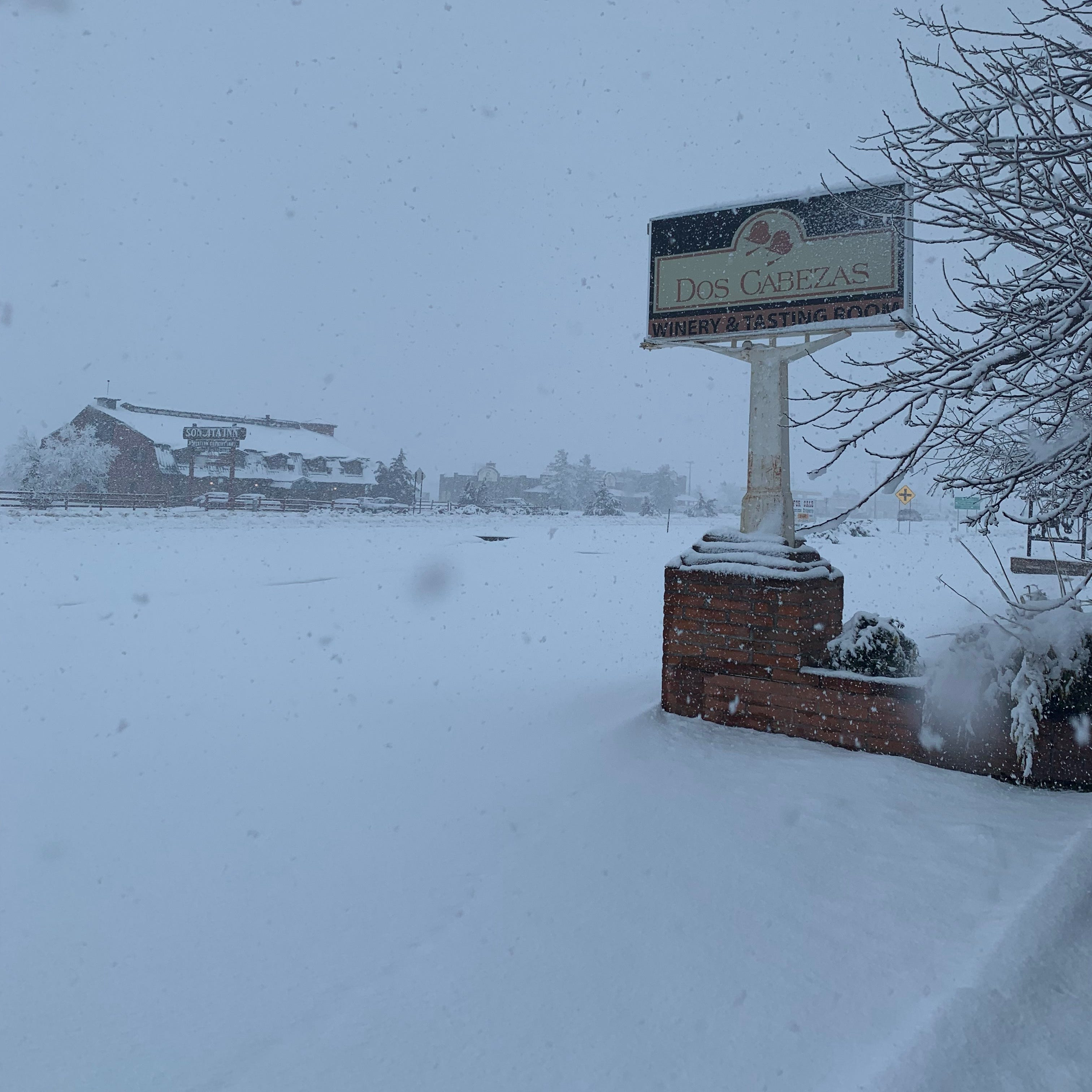 How Arizona snow is blocking these restaurants from Devour 2019