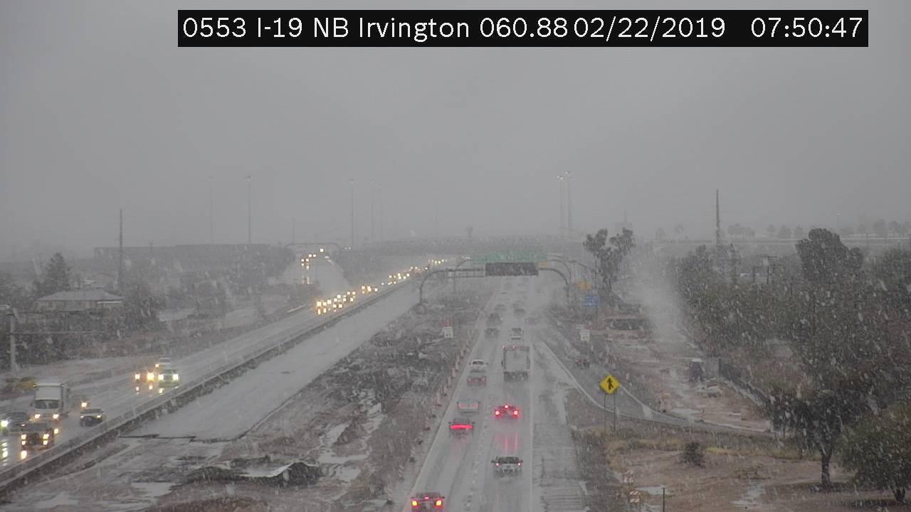 Arizona storm updates: Snow in Tucson, road closures in Phoenix | Arizona Central