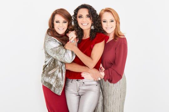 """Isabel, Fernanda y Maite presentaron su álbum """"Más Pandora que Nunca"""", el cual describe perfectamente el trabajo que han venido haciendo a través de 33 años de carrera."""