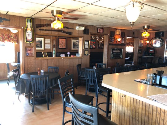 "A look inside inside Franz's Tavern & Restaurant, which is described as an ""old fashioned, country pub."""