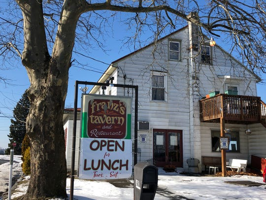 "Diners agree: Franz's Tavern & Restaurant at 1400 S. Fifth Ave., Lebanon is being humble with its slogan of ""Cold beer and pretty good food."""