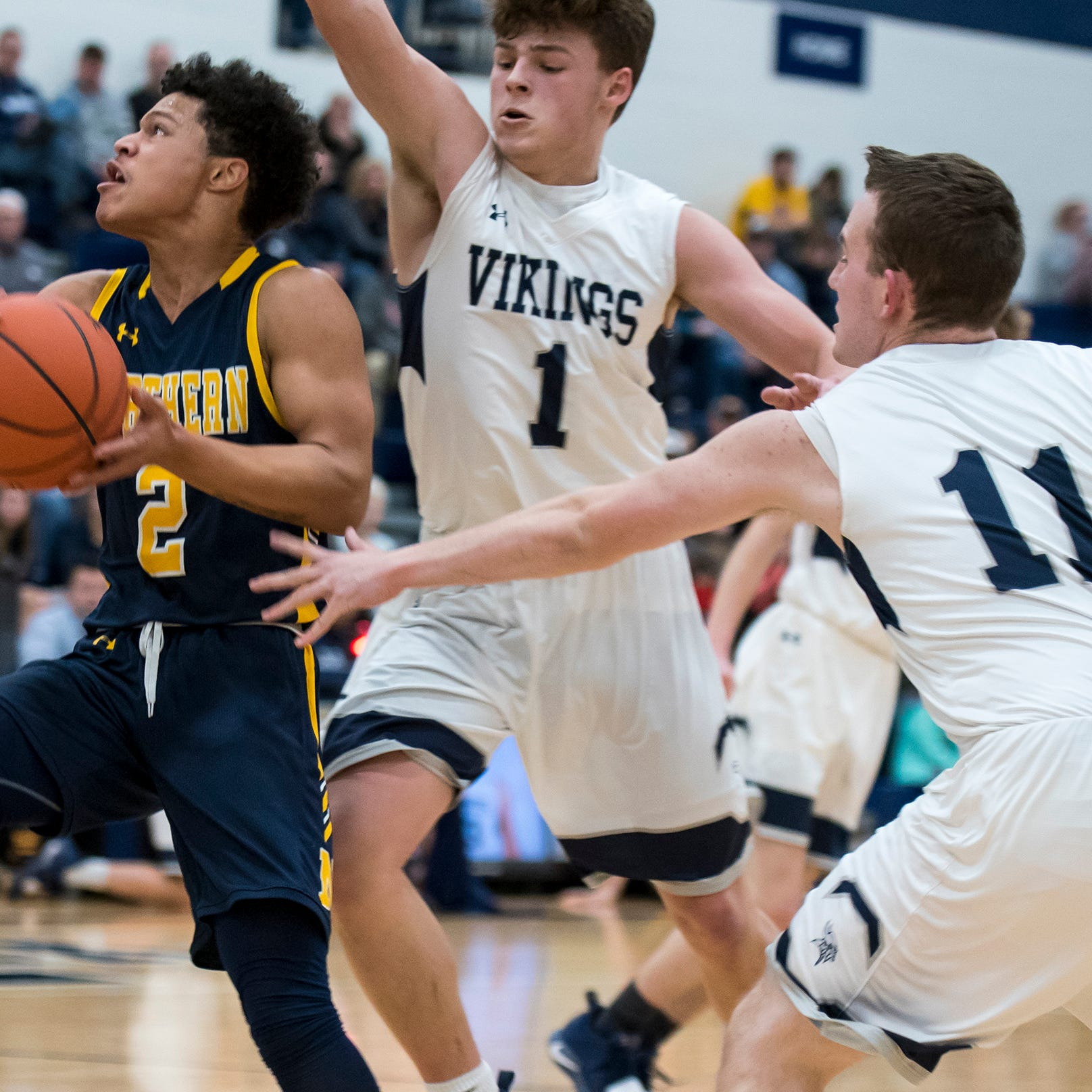 Basketball Recap: PHN runs past Marysville, 59-33