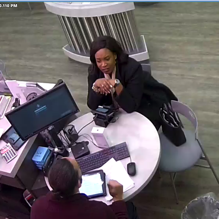 State police seek help ID'ing woman accused of fraudulently buying $2,500 of Apple items