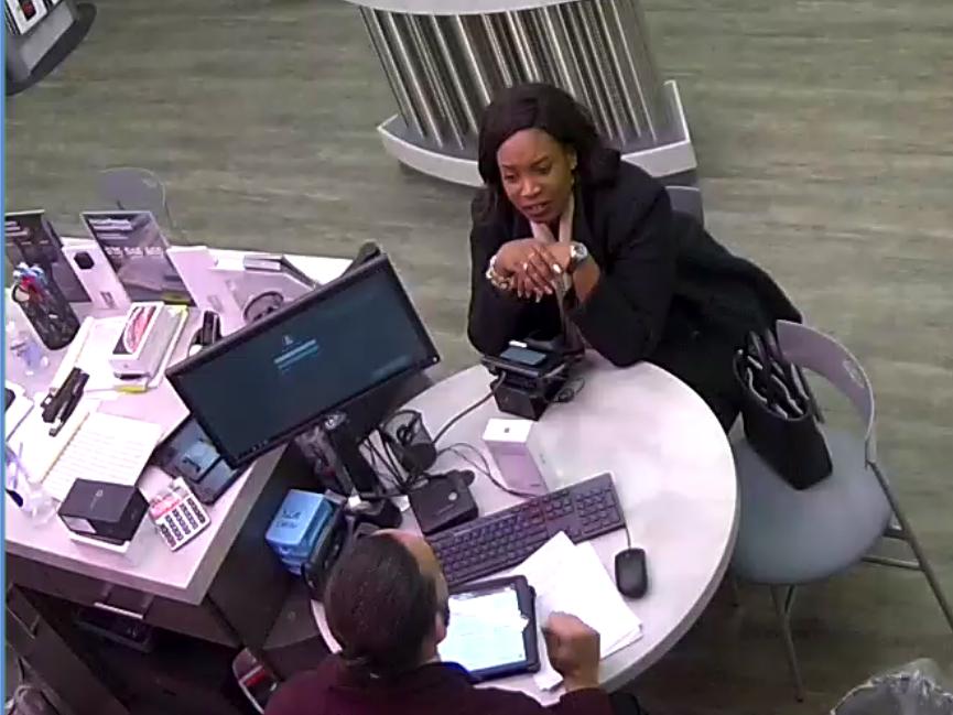 State police seek help ID'ing woman accused of fraudulently buying $2,500 of Apple items