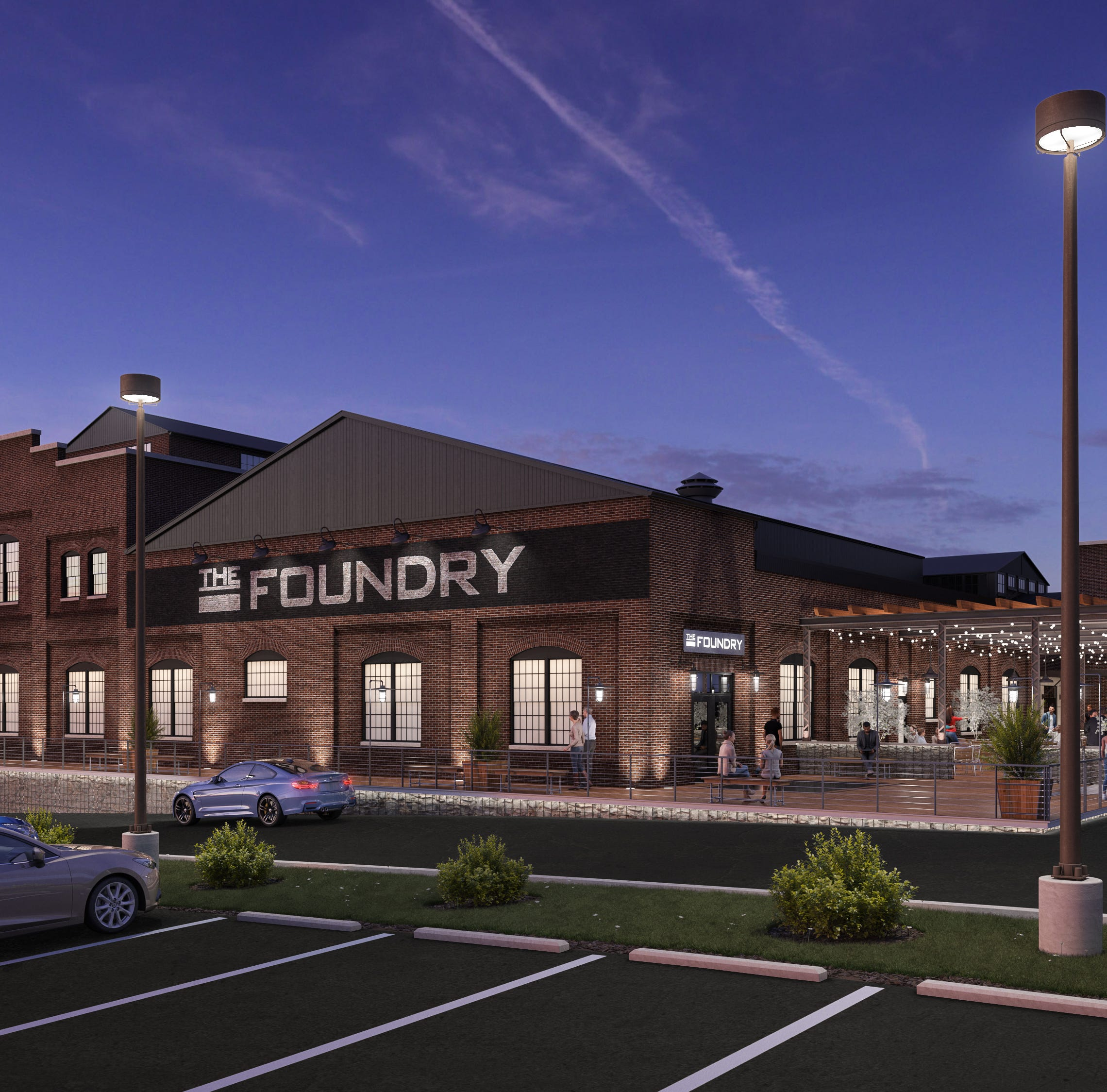 The Foundry in York City is getting a face-lift