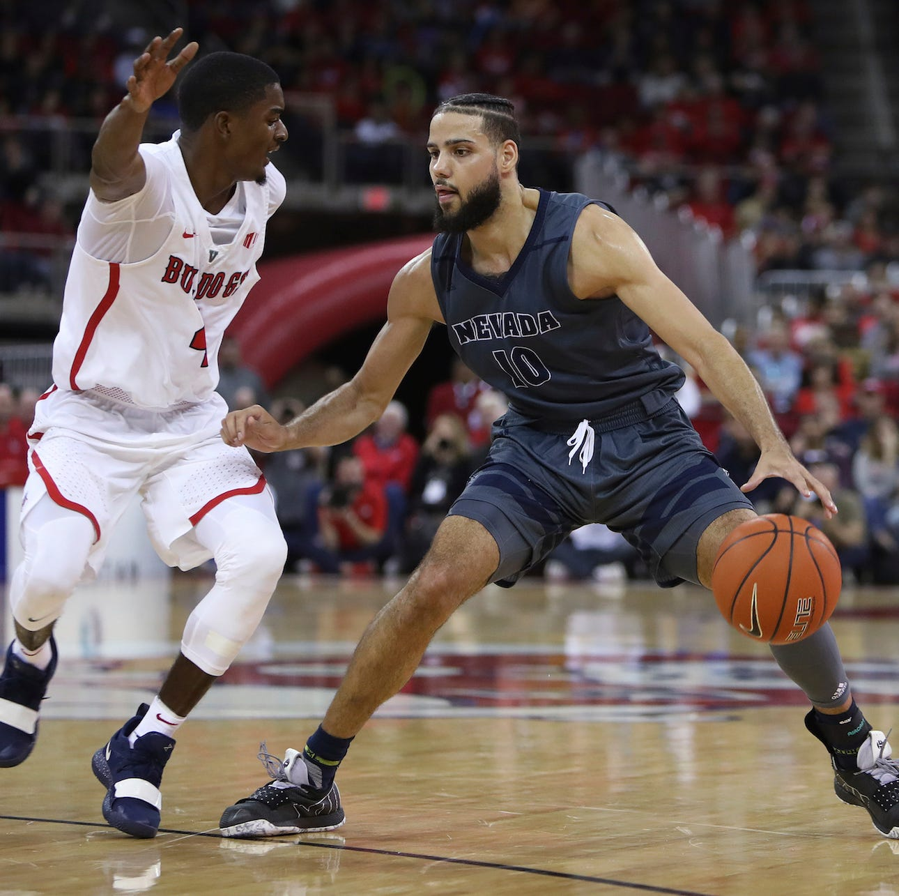 Coming off second loss, Wolf Pack faces Fresno State's long-range attack