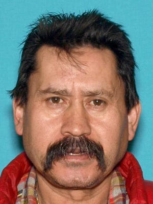 A mug shot photo of 52-year-old Reno resident Salvador Murillo-Cabrera, who was suspected of a fatal shooting on Feb. 16, 2019 at Boatworks Mall in Tahoe City.