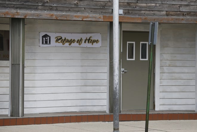 The former Knuckleheads bar at 1032 E. Main St. in Richmond will become a shelter for homeless women called Refuge of Hope.