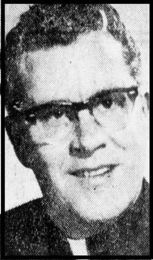 Rev. Albert Cason (1972 photo)