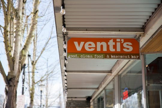 Venti's Cafe, located at 325 Court St. NE, scored a perfect 100 on its semi-annual restaurant inspection April 2.