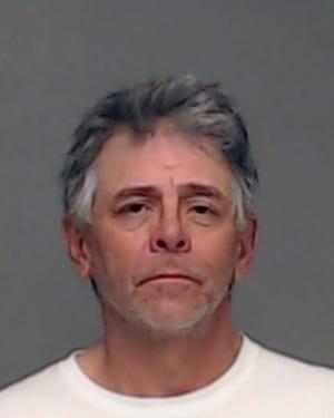Arrest photo of Francisco Garfias
