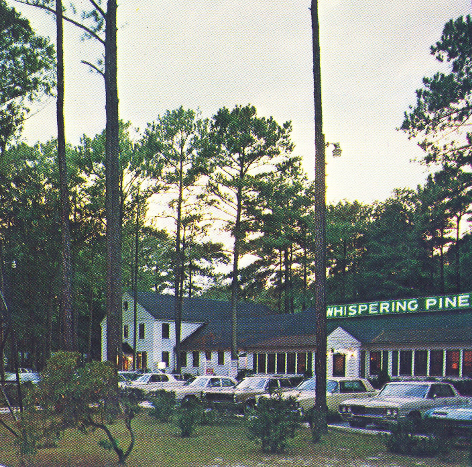 Whispering Pines Motel demolition contract awarded