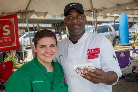 The Ark-La-Tex Ambassadors' Grillin' for Grads BBQ Cook-Off features a National BBQ Festival-sanctioned competition.