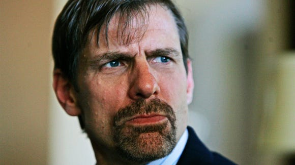 California billionaire Henry Nicholas took up the cause of victims' rights after his sister, Marcy, was shot to death by an ex-boyfriend in 1983.