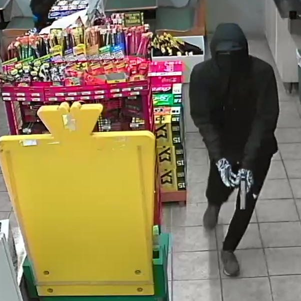 Suspects were both carrying handguns in robbery of Waynesboro Speedy Food Mart