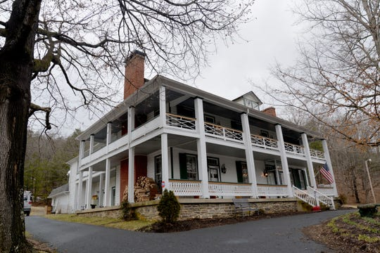 The Buckhorn Inn outside of Churchville has two new innkeepers — Ed Williams and Mitchell Diehl. The two partners took possession of the inn Jan. 1, 2019 and bringing back the inn's country charm and history.
