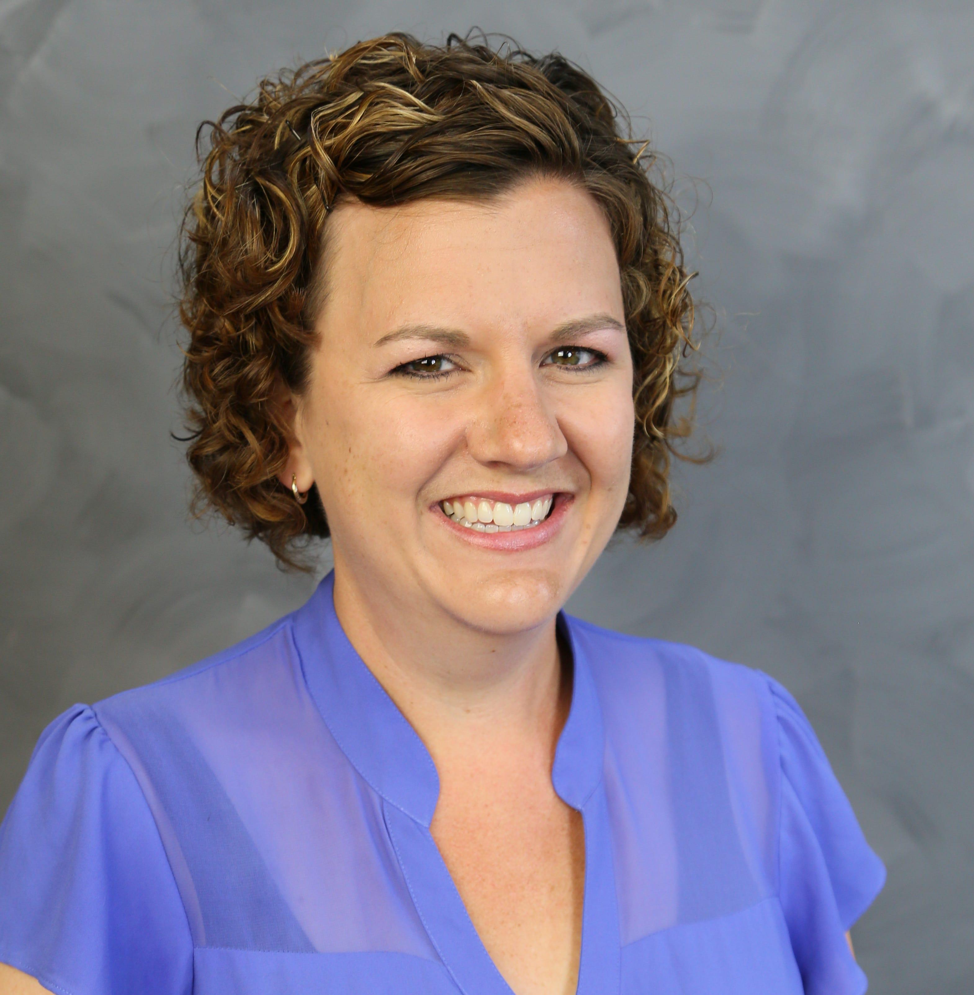 Leah Sams, career technical education coordinator at St. Cloud school district
