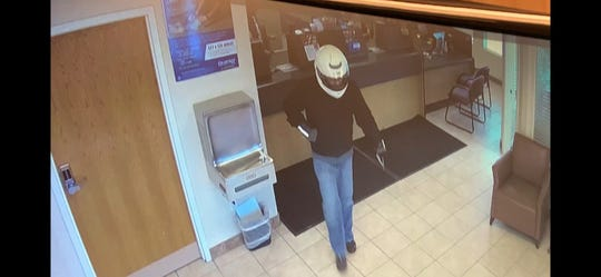 Washington City police were investigating a bank robbery that occurred Thursday afternoon.