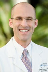 Matthew Lawson, MD, endovascular neurosurgeon and Stroke Medical Director.