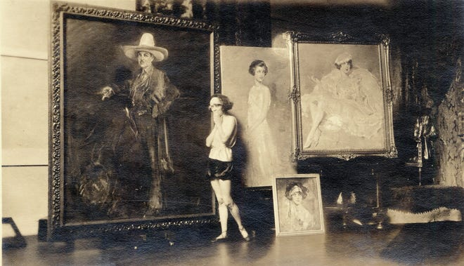 The Cutler Collection, its archival materials, portraits, and more relating to the life and career of Hazel Beamer (Cutler) who danced on Broadway in the 1920s will be part of the lecture series in Thomasville, Georgia.