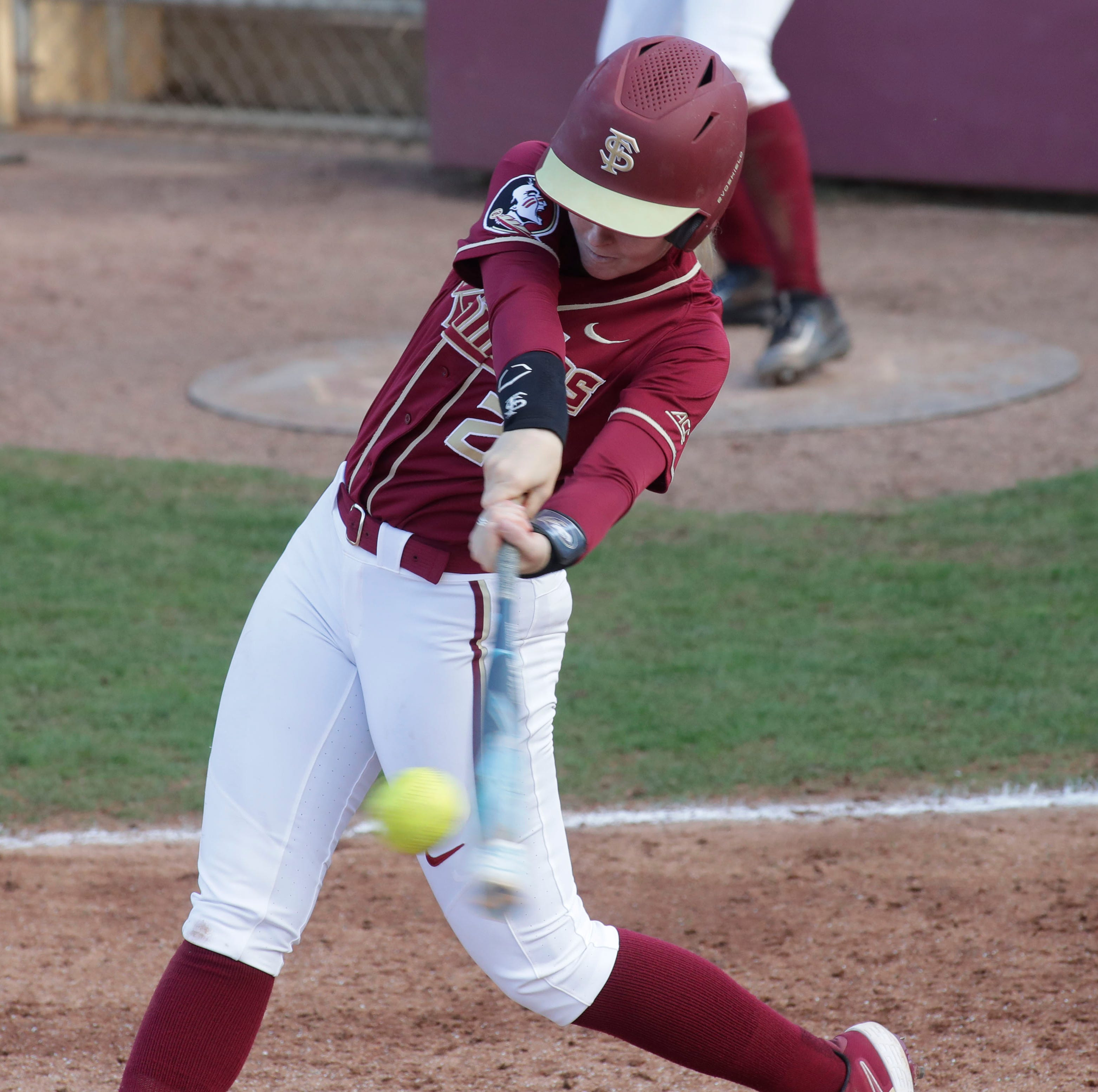 Florida State softball stifled by Kelly Barnhill, UF as slump continues