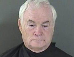 Robert Freels, 70, of Alpine, Alabama, charged with soliciting prostitution