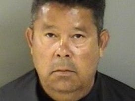 Vanderlei Castro, 50, of Sebastian, charged with soliciting prostitution