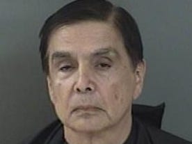 Luis Rodolfo Vega, 66, of Vero Beach, charged with soliciting prostitution