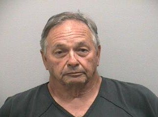 Robert Kriske, 66, of Hobe Sound, charged with soliciting prostitution and use of structure or conveyance for prostitution.