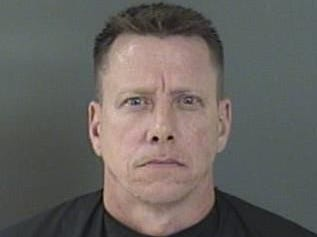 Robert Jeffrey Walter, 45, of Indian River County, charged with soliciting prostitution