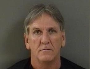 James Daniel Ryder, 58, of Sebastian, charged with soliciting prostitution