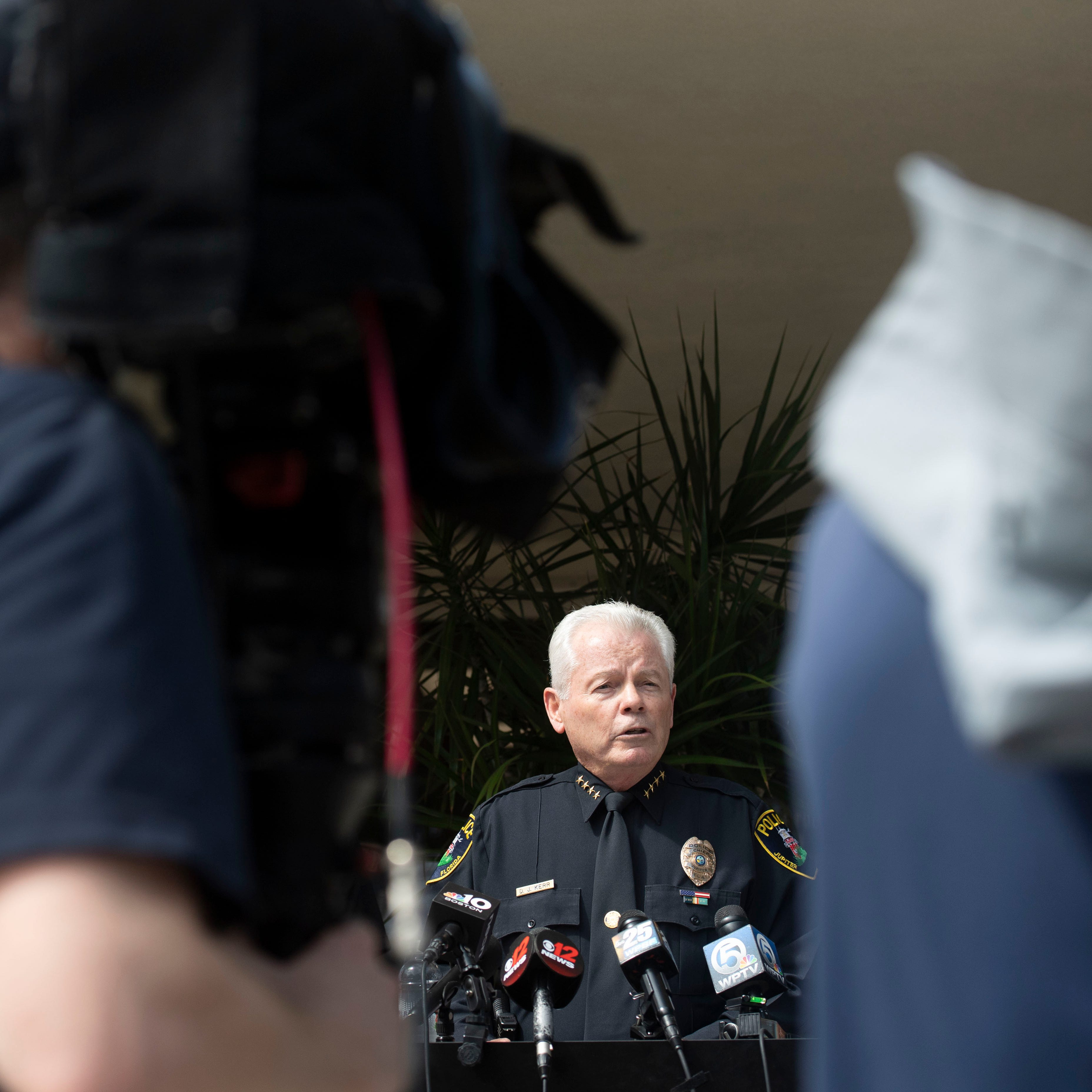 Watch: Jupiter Police speak about human trafficking ring at spa; Robert Kraft charged with soliciting prostitution