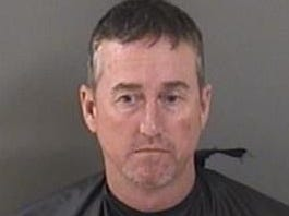 William Mark Saunders, 47, of Fort Pierce, charged with soliciting prostitution