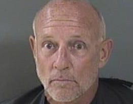 Mark David Hassett, 62, of Fort Pierce, charged with soliciting prostitution