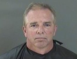 David Ray Black, 52, of Fort Pierce, charged with two counts of soliciting prostitution