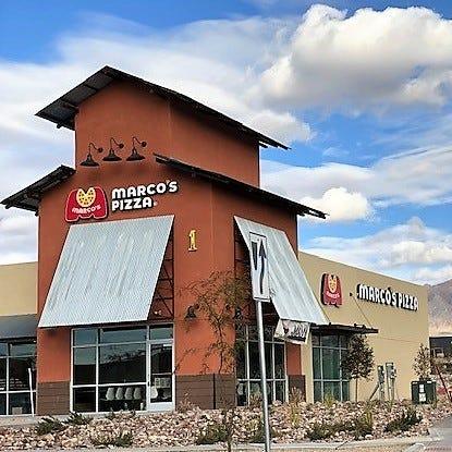 El Paso contractor, smoothie cafe operator open Marco's Pizza; UTEP names Grad School dean