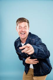 Comedian Jim Breuer will entertain the crowd before the Metallica concert Feb. 28.