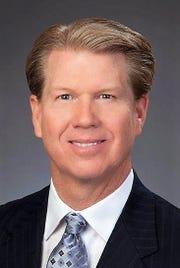 Jody Mullings, Bank of Texas El Paso market president.