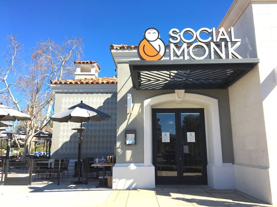 Social Monk Asian Kitchen will open Feb. 25 at The Promenade at Westlake in Thousand Oaks.