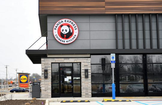 Vineland's new Panda Express eatery will be open for business, pictured here on Friday, Feb. 22, 2019.