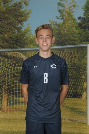 Central Valley Christian High's Bruno Van vlietis the Times-Delta prep athlete of the week.