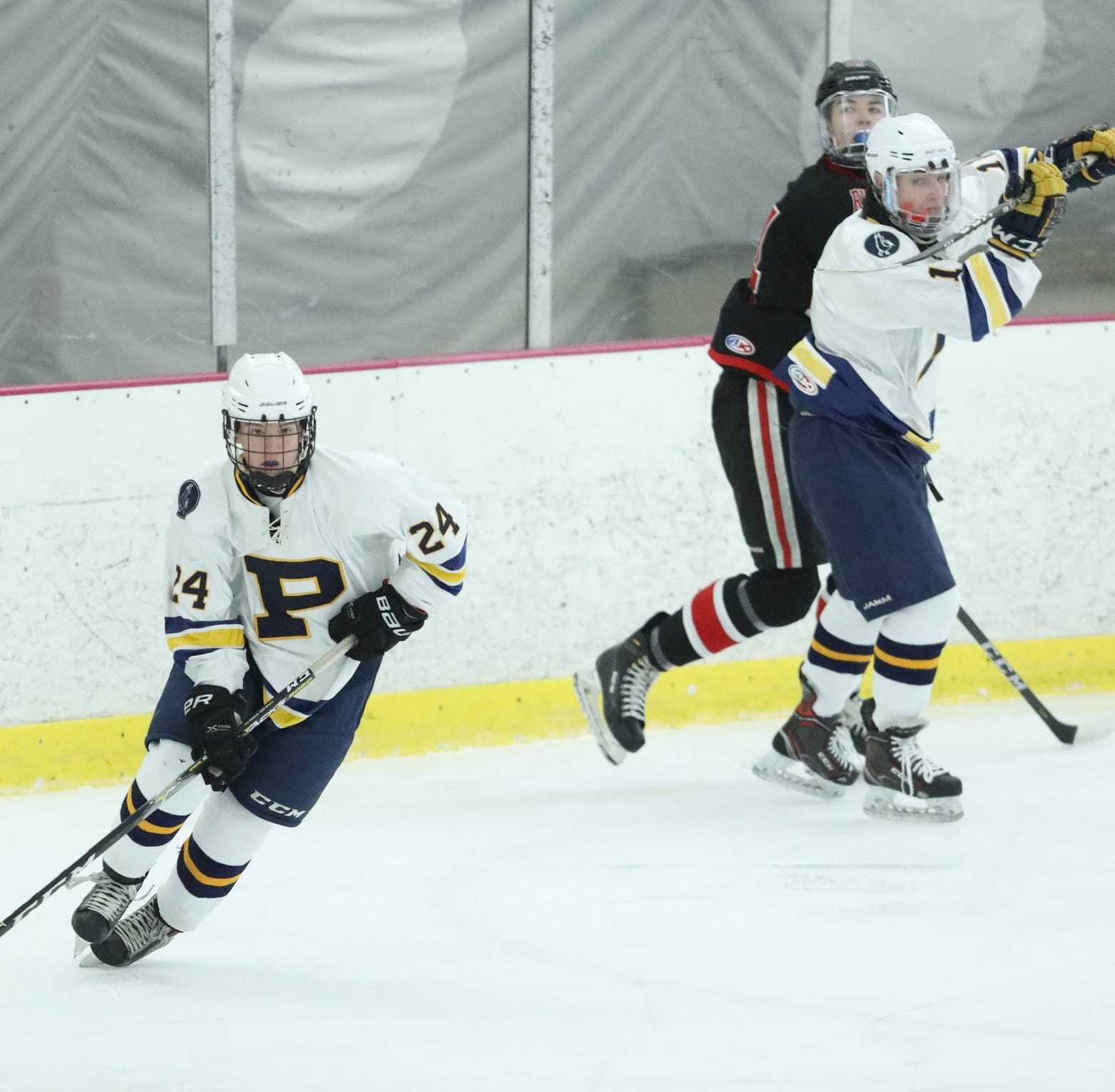 Hockey: Miracle on ice as Pelham scores twice in last 26.5 seconds for 4-3 win over Rye